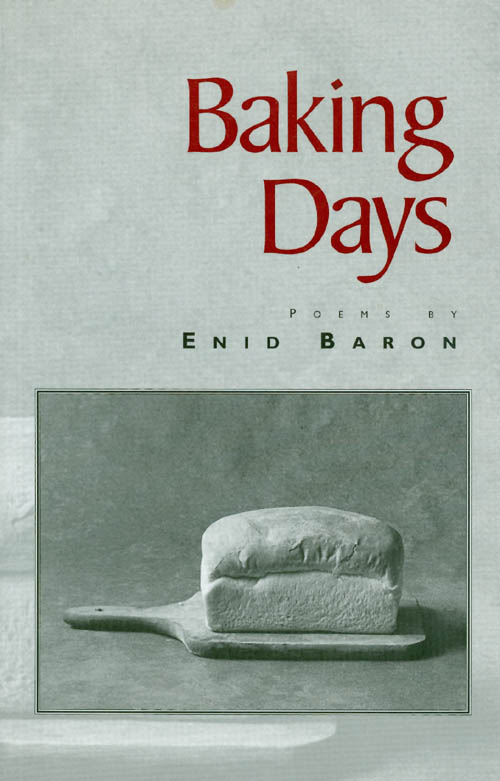 Baking Days. Enid Baron.