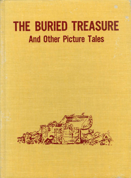 The Buried Treasure and other Picture Tales. Eulalie Steinmetz Ross.