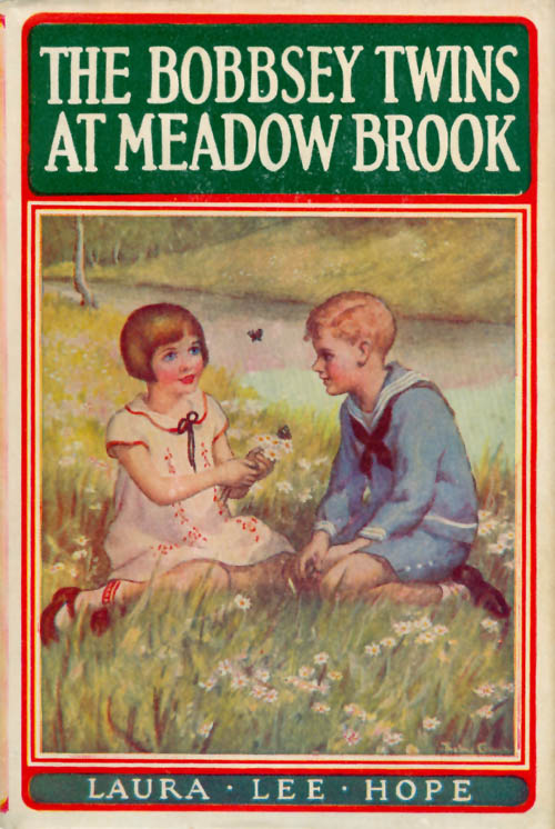 The Bobbsey Twins at Meadow Brook. Laura Lee Hope.