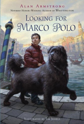Looking for Marco Polo. Alan Armstrong.