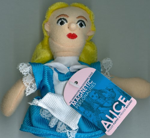 Alice - Magnetic Personality