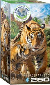 Tigers (Save Our Planet Series)