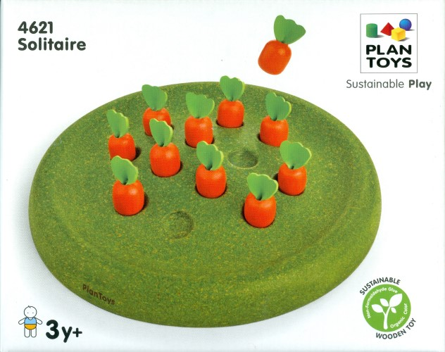 Carrot Patch Solitaire
