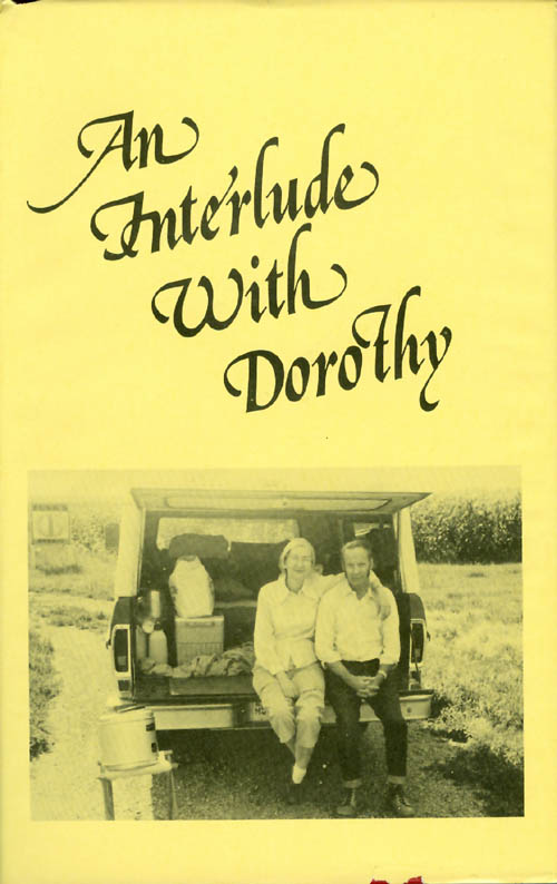An Interlude With Dorothy. Dorothy J. Stout.