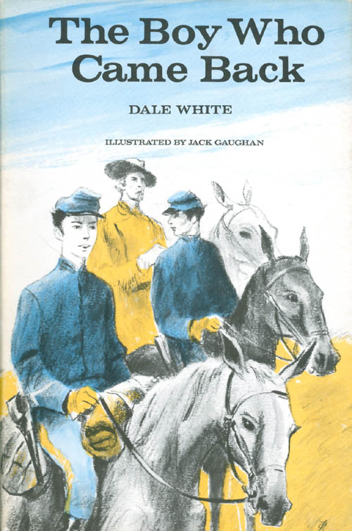 The Boy Who Came Back. Dale White.