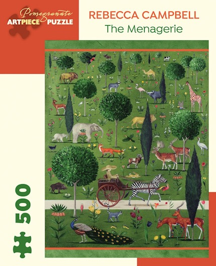 The Menagerie. Rebecca Campbell.