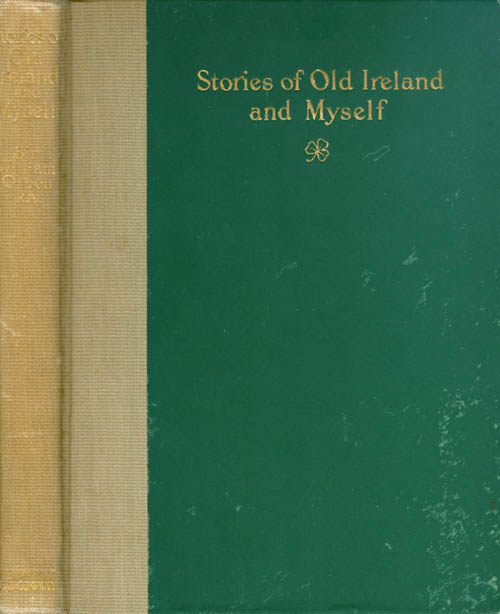 Stories of Old Ireland and Myself. William Orpen.