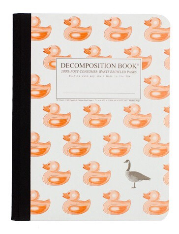 Duck Duck Goose (College-ruled notebook)