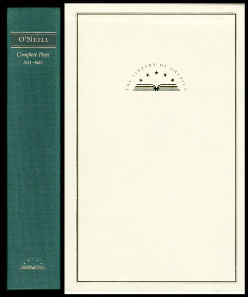 Complete Plays 1913 - 1920. Eugene O'Neill.
