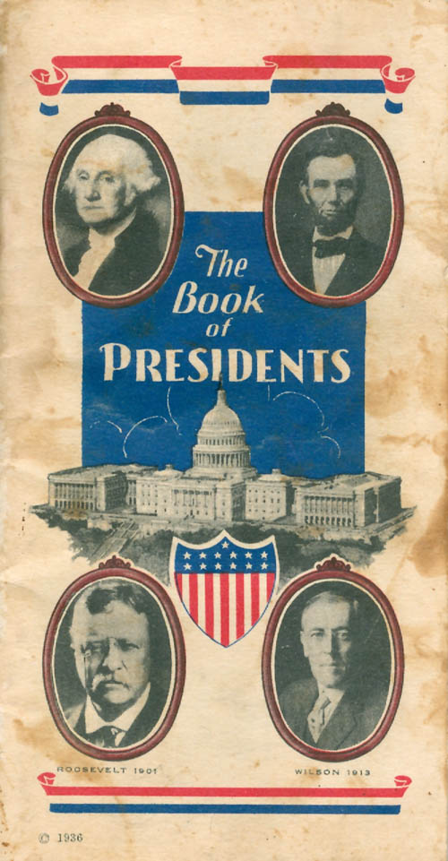 The Book of Presidents. Anonymous.