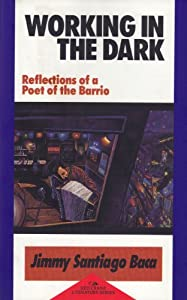 Working in the Dark: Reflections of a Poet of the Barrio (Red Crane Literature Series). Jimmy Santiago Baca.