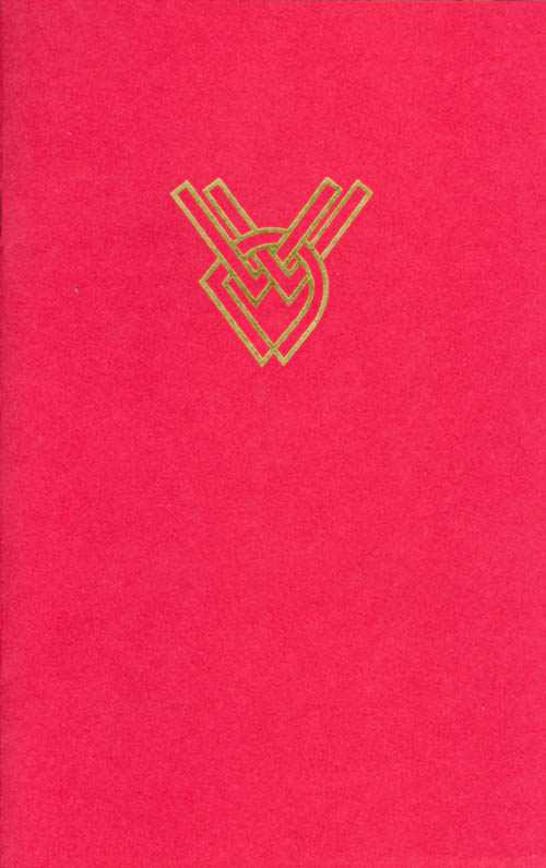 The Red Book: Lust and Love. Darlia Wright.