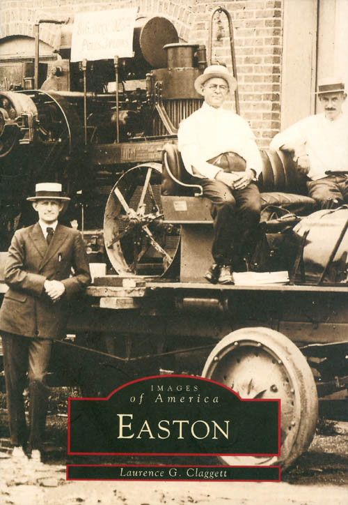 Easton (Images of America). Laurence Claggett.