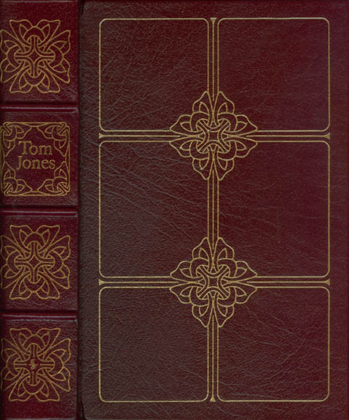 The History of Tom Jones, A Foundling. Henry Fielding, Louis Kronenberger, introduction.