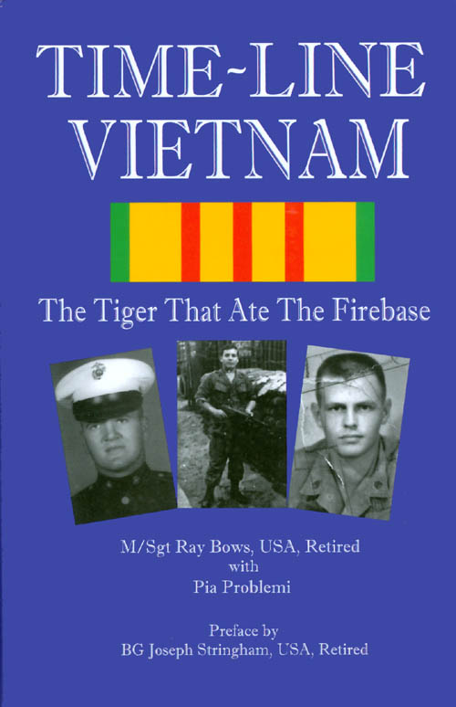 Time-Line Vietnam: The Tiger That Ate the Firebase. Ray Bows, Pia Problemi.