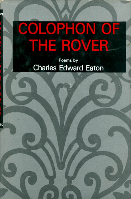 Colophon of the Rover. Charles Edward Eaton.