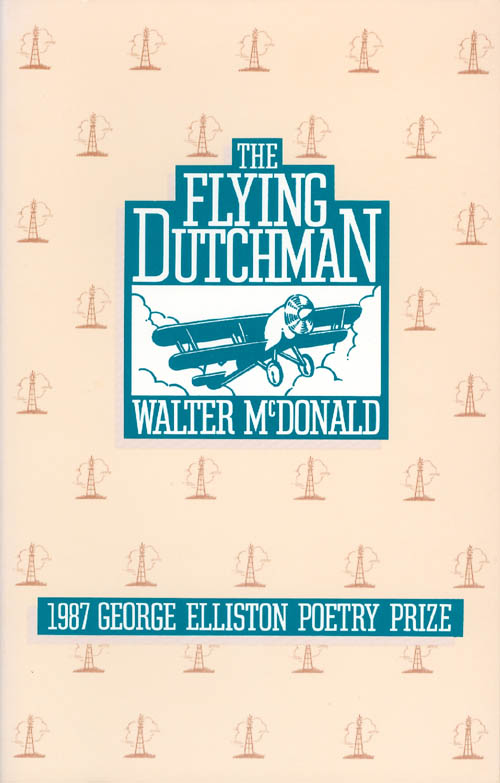 The Flying Dutchman. Walter McDonald.