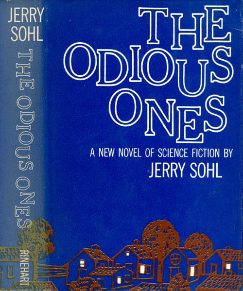 The Odious Ones. Jerry Sohl.
