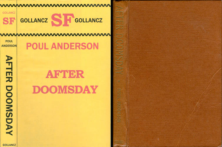 After Doomsday. Poul Anderson.