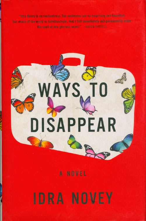 Ways to Disappear. Idra Novey.