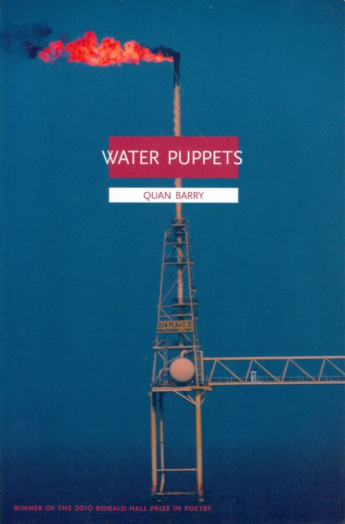 Water Puppets. Quan Barry.