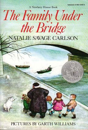 The Family under the Bridge. Natalie Savage Carlson