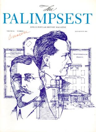 The Palimpsest - Volume 64 Number 4 - July-August 1983. Mary K. Fredericksen