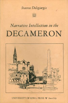 Narrative Intellection in the Decameron. Stavros Deligiorgis