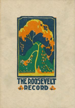 The Roosevelt Record (Vol 4 No 1, Nov 1925). Dahl Mr