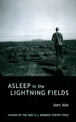 Asleep in the Lightning Fields. Jorn Ake