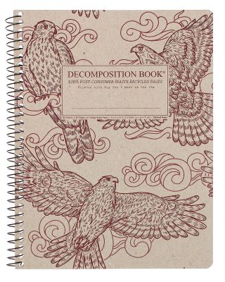 Goshawks (College-ruled notebook