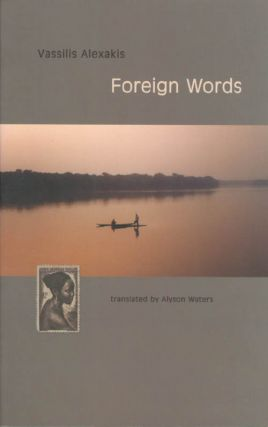 Foreign Words. Vassilis Alexakis, Alyson Waters