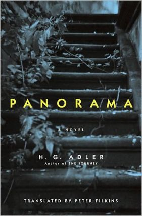 Panorama. H. G. Adler, Peter Filkins