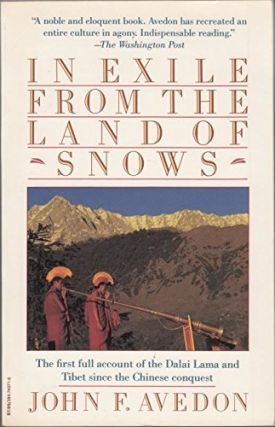 In Exile From The Land of Snows. John Avedon