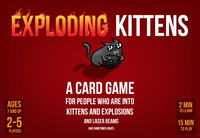 Exploding Kittens (Original Edition