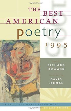 The Best American Poetry 1995. Best American Series, Richard Howard