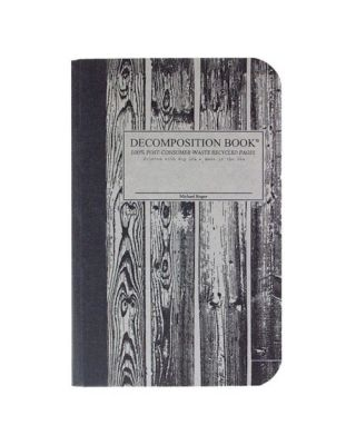 Beachwood (College-ruled pocket notebook