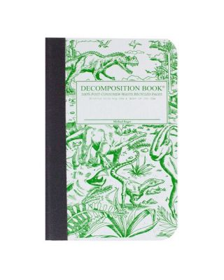 Dinosaurs (College-ruled pocket notebook