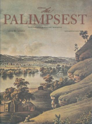 The Palimpsest - Volume 59 Number 5 - September/October 1978. Charles Phillips