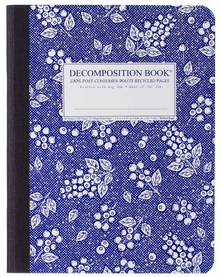 Blueberry (College-ruled notebook