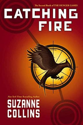 Catching Fire. Suzanne Collins