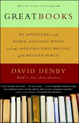 Great Books. David Denby