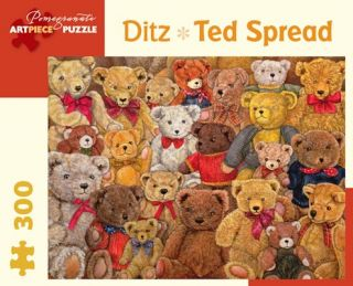 Ted Spread. Ditz