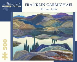Mirror Lake. Franklin Carmichael