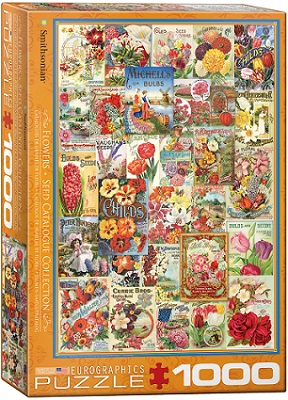 Flowers (Seed Catalogue Collection