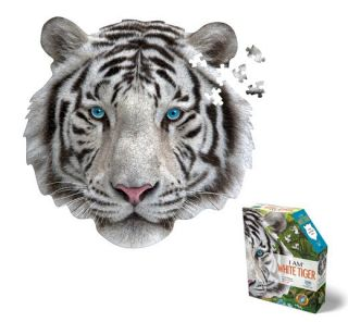 I Am White Tiger