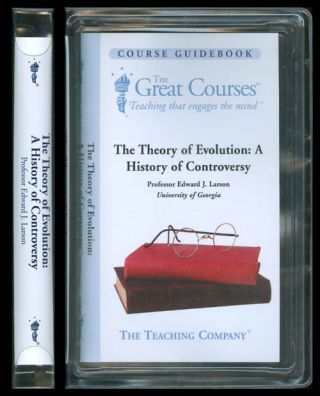 The Theory of Evolution: A History of Controversy. Edward J. Larson
