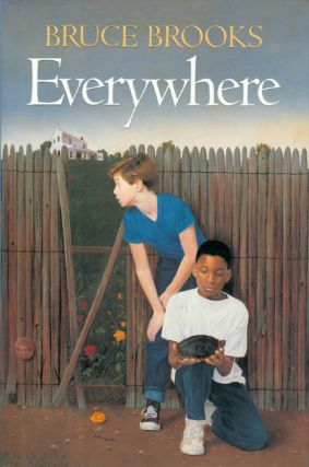 Everywhere. Bruce Brooks