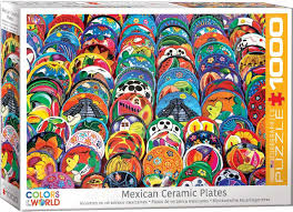 Mexican Ceramic Plates