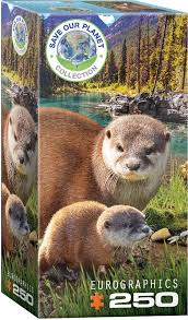 Otters (Save Our Planet Series